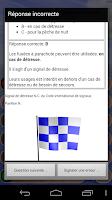 Screenshot of Permis Côtier Premium