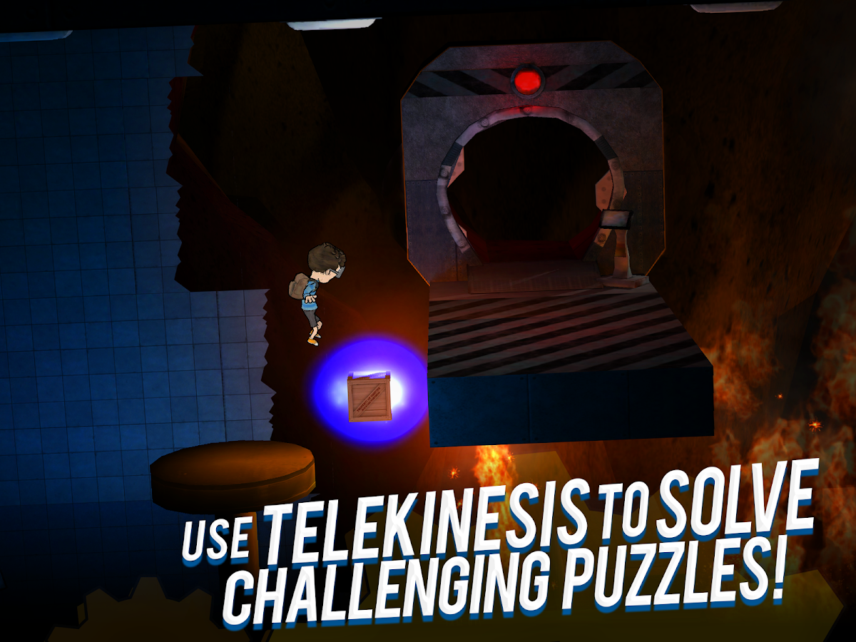 Telekinesis Kyle - screenshot