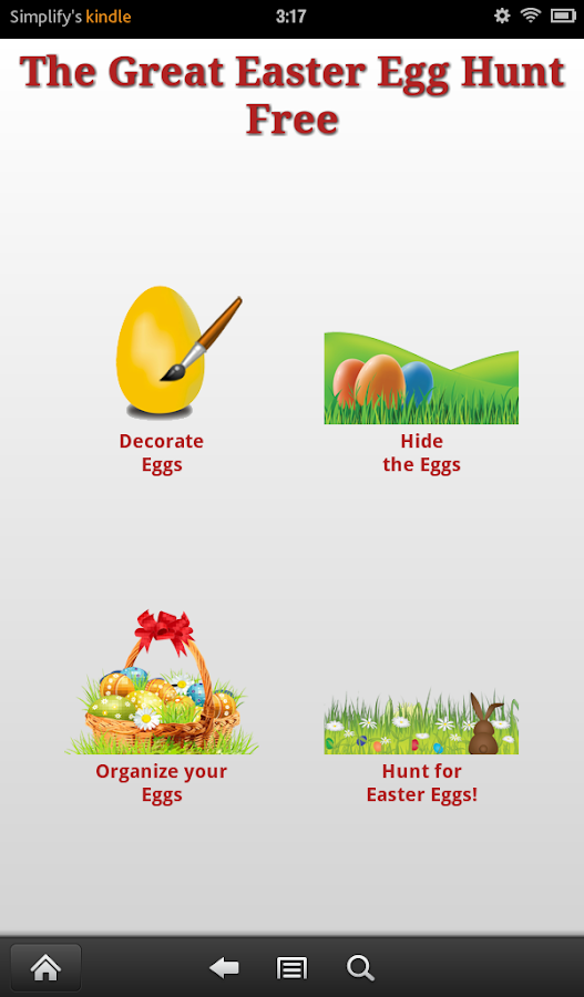 Easter Egg Hunt Free- screenshot