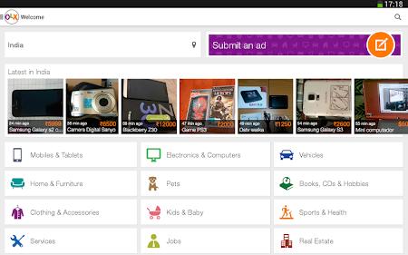OLX Free Classifieds 4.42.4 screenshot 300401