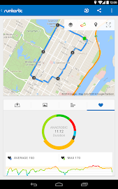 Runtastic PRO Running, Fitness Screenshot 36