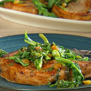 Meal-in-One Cast Iron Pork Chops.
