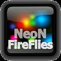 Neon FireFlies LiveWallpaper logo