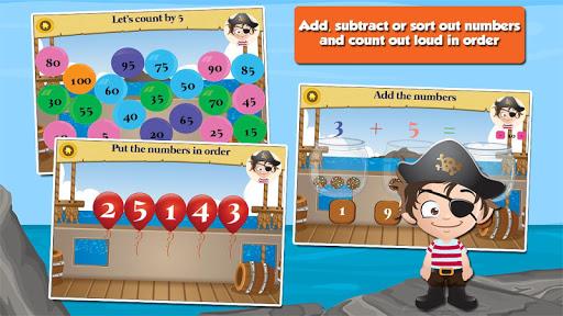 玩教育App|海盗一年级趣味运动会免費|APP試玩