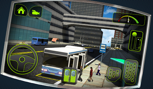 Bus Driver 2019 3.0 Cheat screenshots 9
