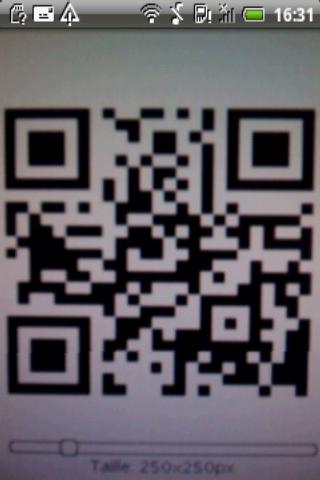 QR Code Scanner - screenshot