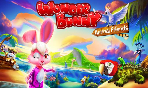 Wonder Bunny:好奇小兔的森林派对