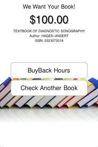 Sell Books Dalhousie- screenshot