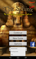 Screenshot of The Sphinx Riddles Lite