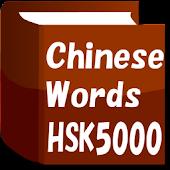 Chinese Wordbook HSK 5000