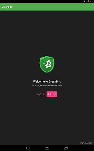GreenBits Bitcoin Wallet for Android apk 10