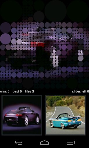 Exclusive Cars Guess Game