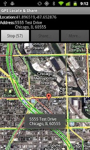 GPS Locate & Share Free- screenshot thumbnail