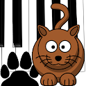 Cat Sounds Kitten Piano Meow icon
