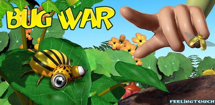 Bugs War apk