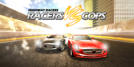 Racers Vs Cops : Multiplayer  screenshots 1