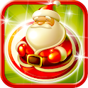 Christmas Santa City Smash Go icon