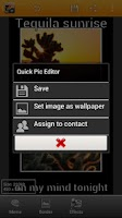 Screenshot of A Picture Editor