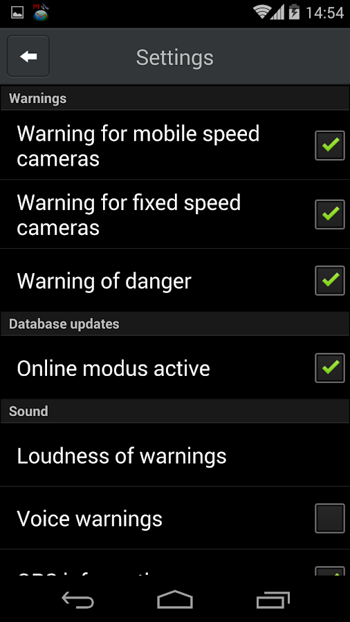 CamSam PLUS Android Apps On Google Play - Us speed camera map