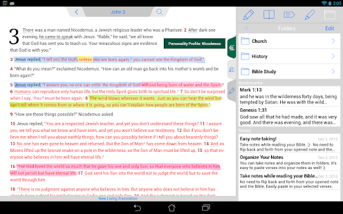 Life Application Study Bible - screenshot thumbnail