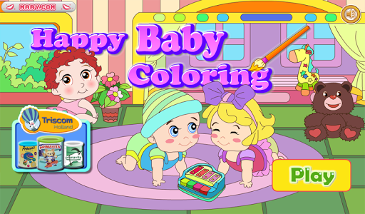 Baby Coloring - Painting games