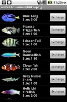Screenshot of aniPet Aquarium LiveWallpaper