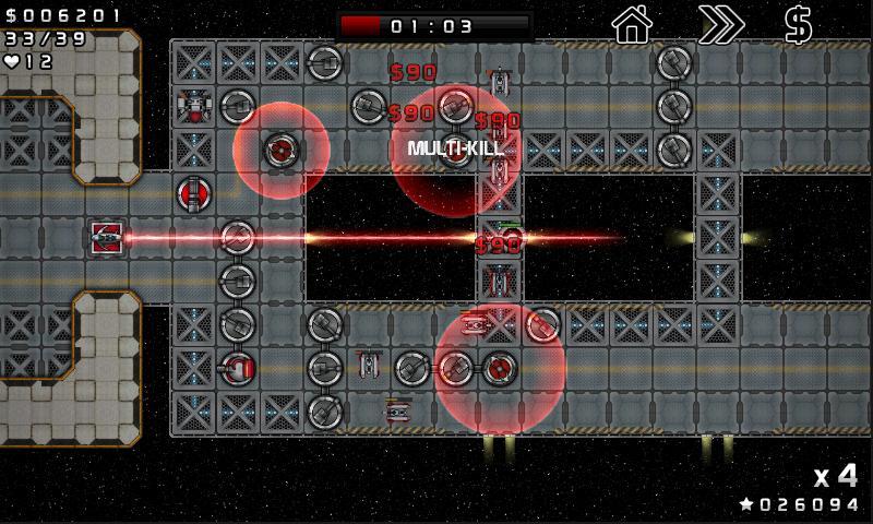 Prototype Defense Lite- screenshot