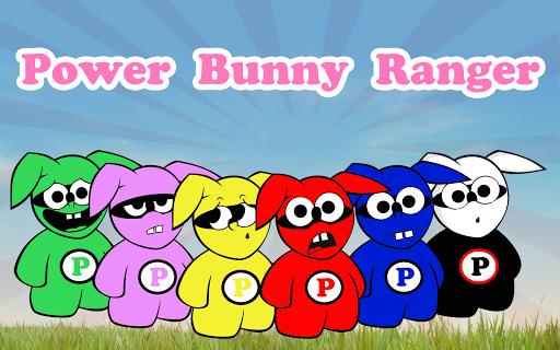 Power Rabbit Ranger Match3