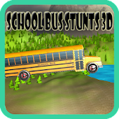 School Bus Stunts 3D