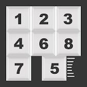 SiqurianShift slider puzzle