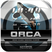 ORCA  DIGITAL CLOCK