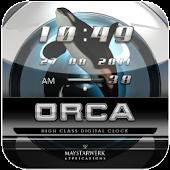 ORCA  DIGITAL CLOCK