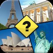 4 Pics 1 City (Quiz)