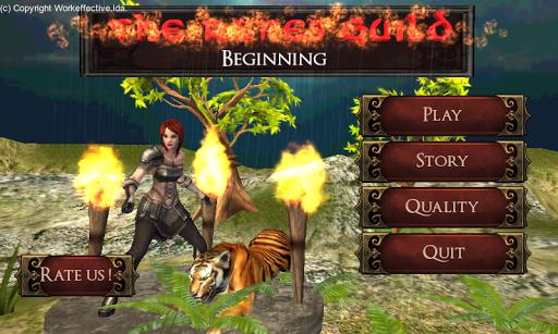 The Runes Guild - Beginning