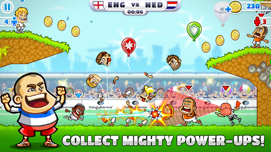 Super Party Sports: Football (Unlimited Gold)