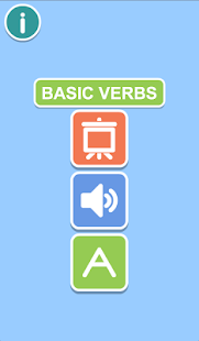 BASIC VERBS 2+- screenshot thumbnail