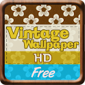 Vintage Wallpaper HD Free logo