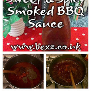 Sweet and Spicy Smoked BBQ Sauce Recipe UK Barbecue Dip Recipe
