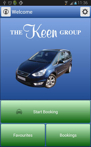 Keen Group Minicabs Couriers