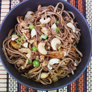 Mee Goreng – Malaysian Fried Noodles.