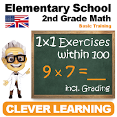 2nd Grade Math 1x1 within 100