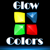 Next Launcher Theme GlowColors