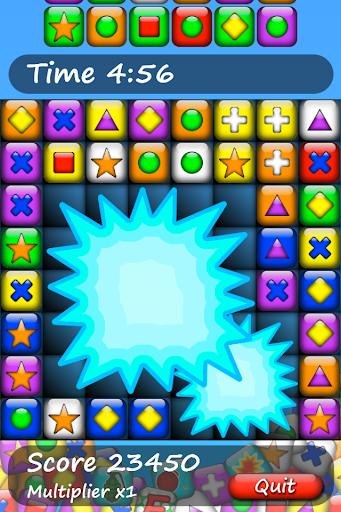 Swap Bloxx Free - Match3