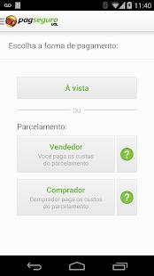 PagSeguro - screenshot thumbnail