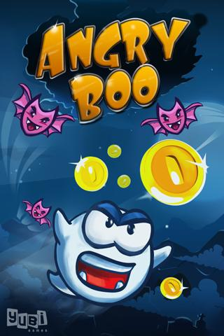 Angry Boo- screenshot
