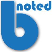 b-noted Notes App