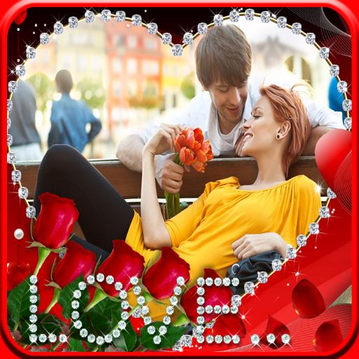 浪漫的相框 攝影 App LOGO-APP試玩