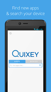 Quixey: App & Device Search - screenshot thumbnail