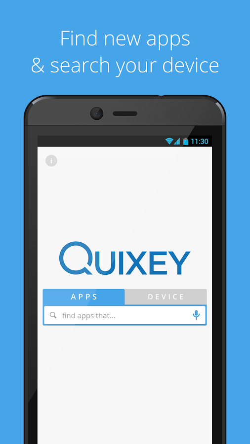 Quixey: App & Device Search - screenshot