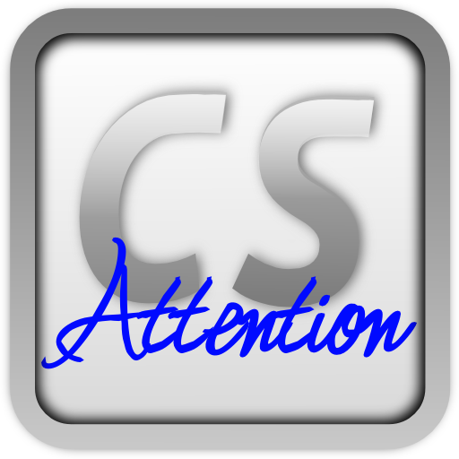 CS: Attention LOGO-APP點子